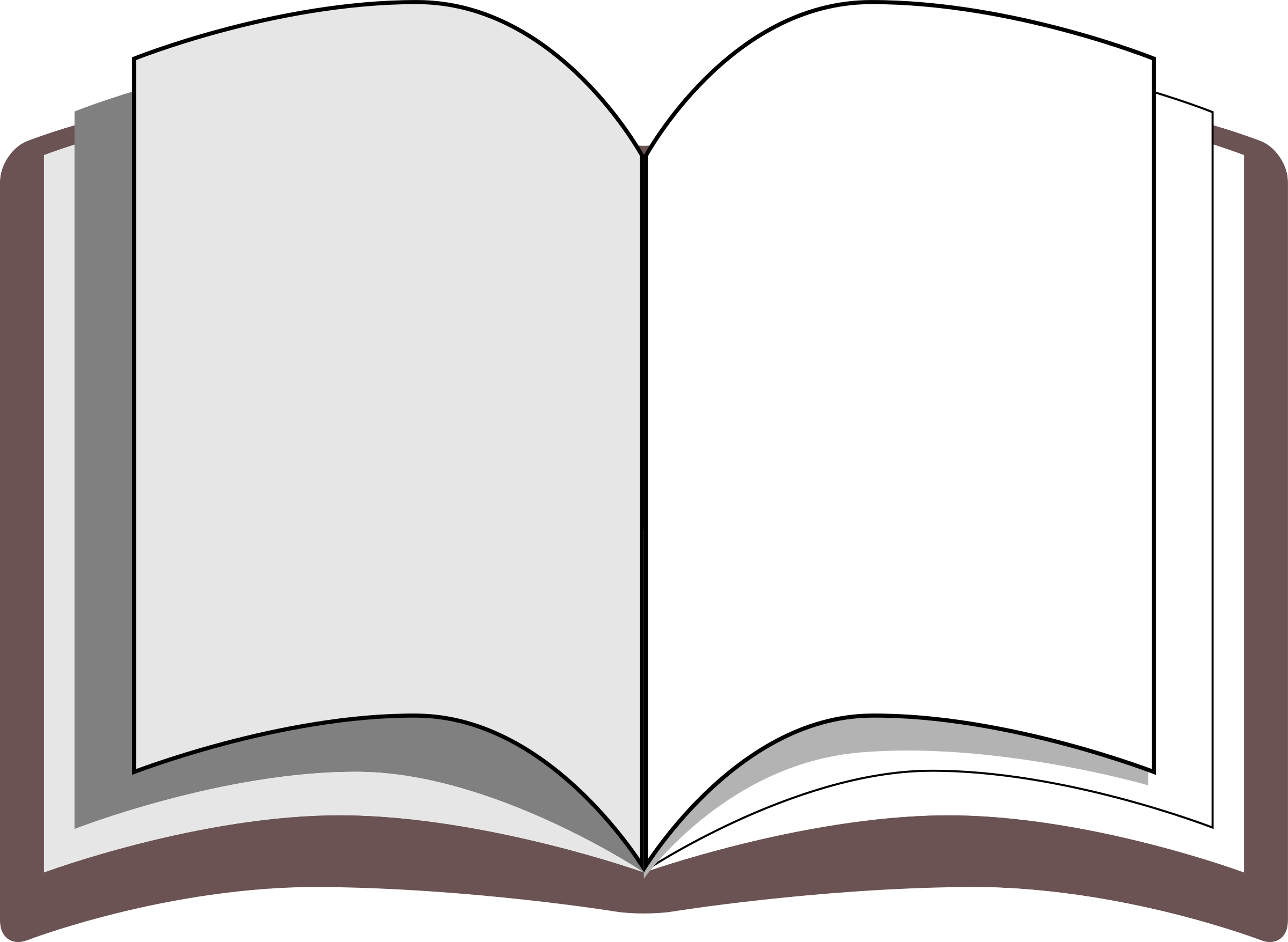 Clipart of an open book picture download Clipart - open book picture download