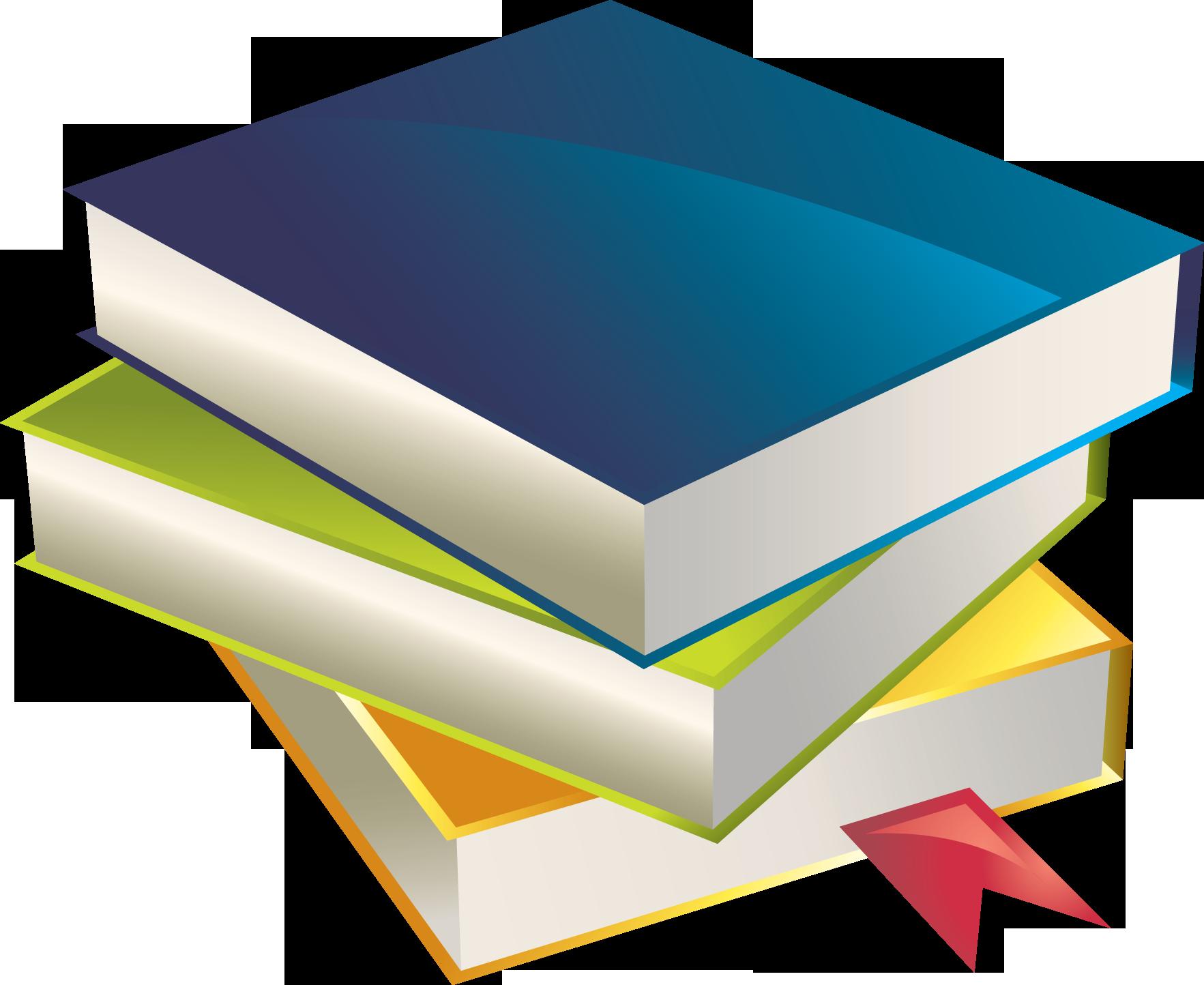 Book Transparent - 15312 - TransparentPNG black and white stock