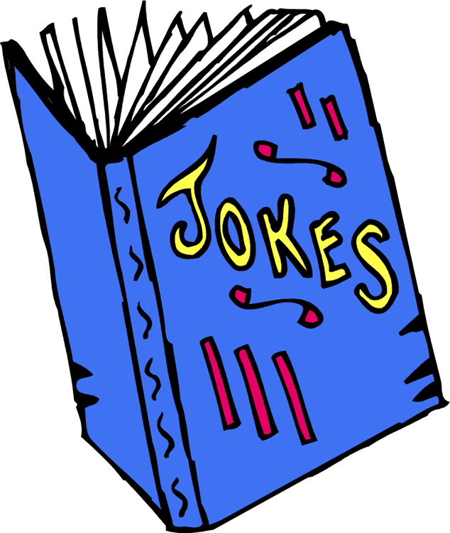 Book clipart transparent funny graphic free download Joke Book Clipart graphic free download
