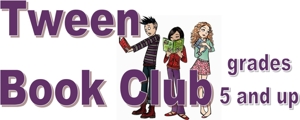 Book group clipart image freeuse stock Tween Book Club | Holmes Public Library image freeuse stock