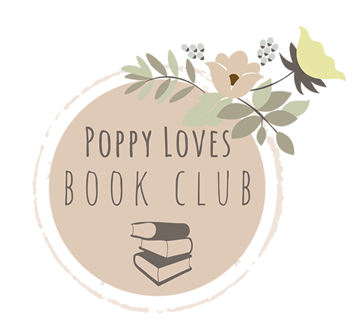 Book group clipart picture library download Social - Poppy Loves Book Club picture library download