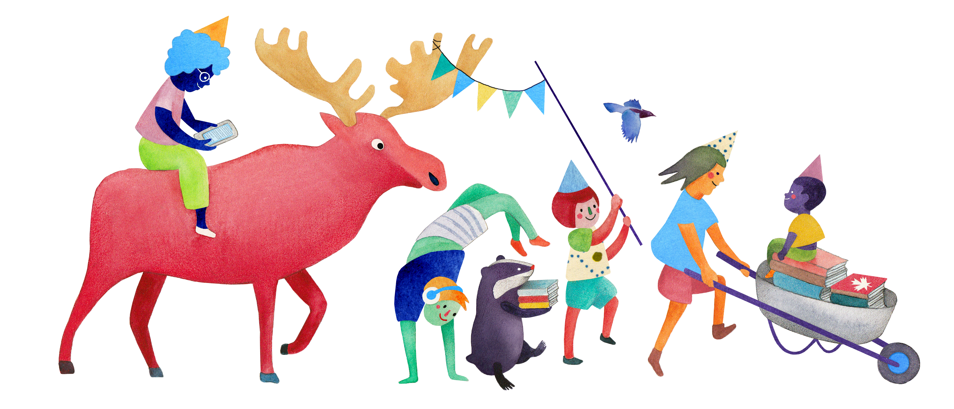 Kids book club clipart vector free Get Ready to Celebrate Canada - TD Summer Reading Club 2017 ... vector free