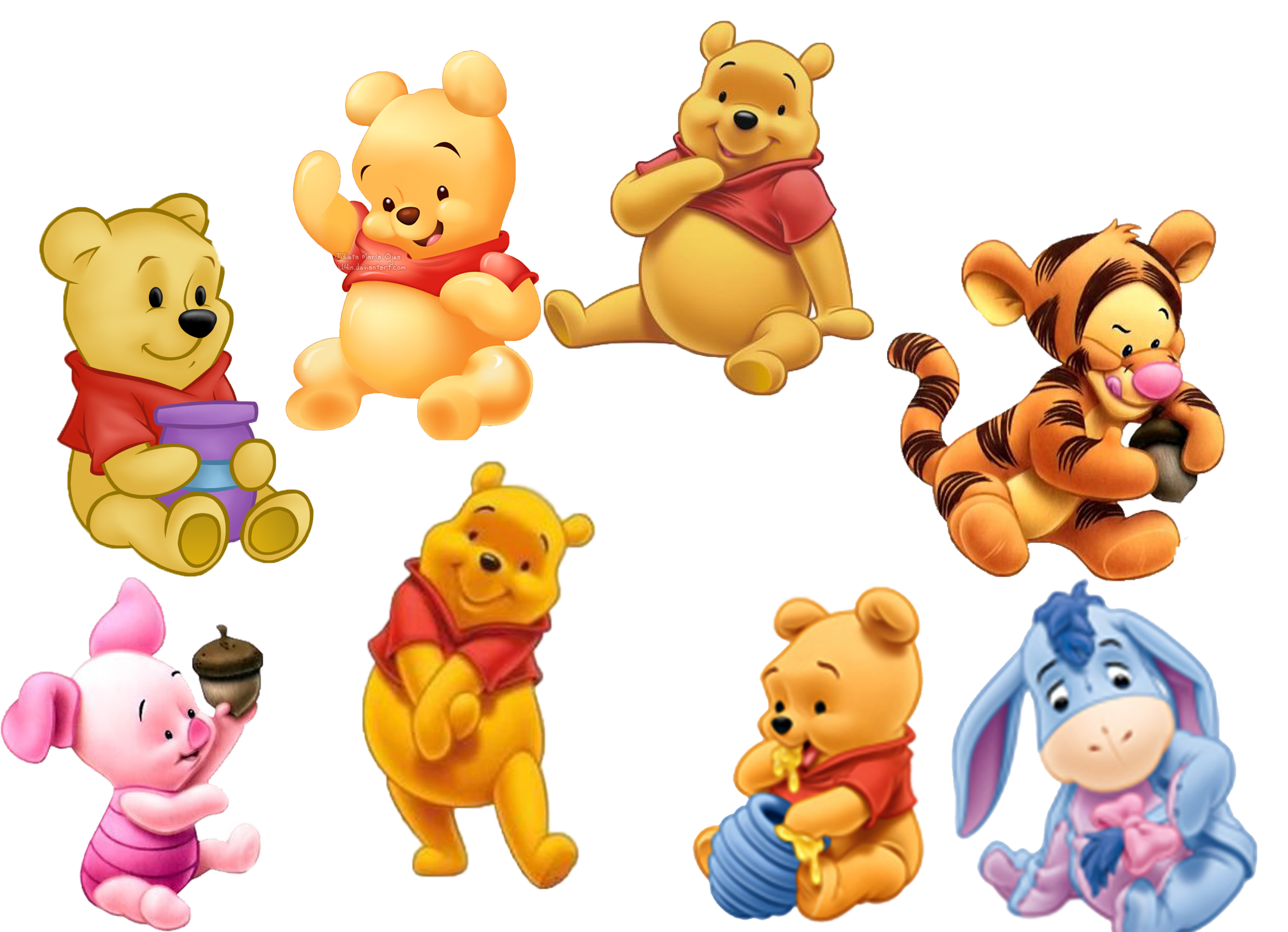 Book corner clipart picture stock Winnie The Pooh All PNG Image - PurePNG | Free transparent CC0 PNG ... picture stock