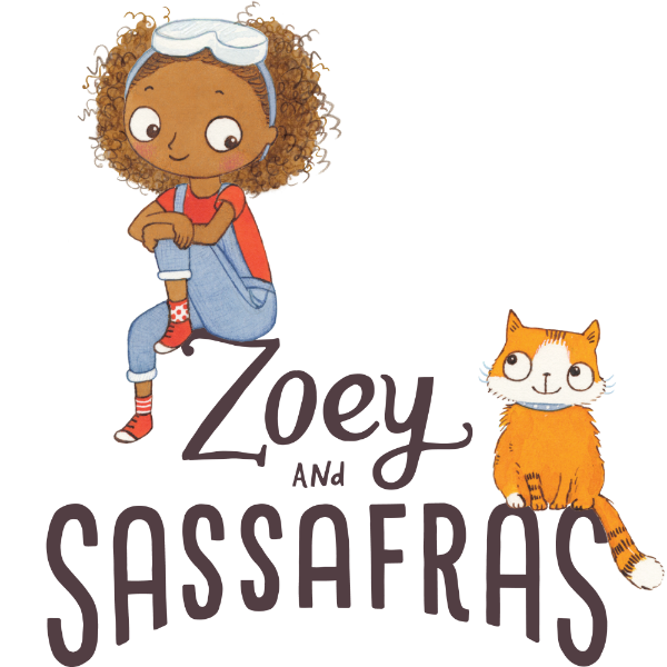 Book discussion clipart transparent library Resources for Dragons and Marshmallows — Zoey and Sassafras transparent library