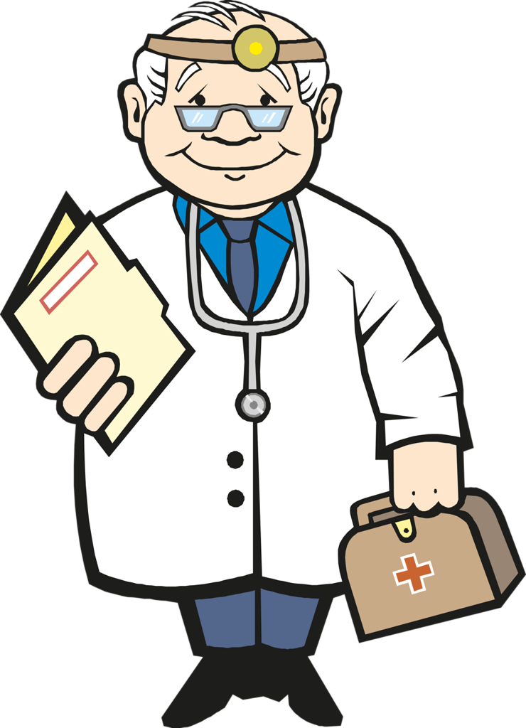 Book doctor clipart image library 3d30a54b2392.png | Pinterest | Album image library