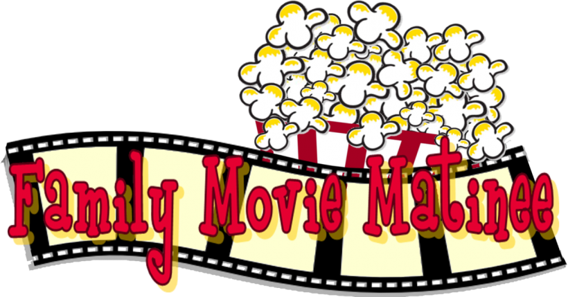 Spell book clipart banner library Holiday Movie Matinee - Fort Bragg Library banner library