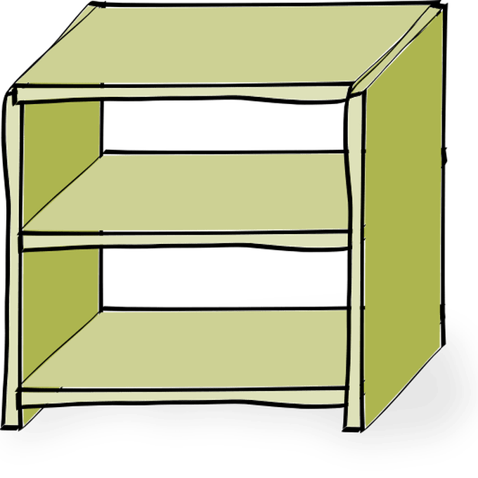 Clipart of a book shelf transparent download Empty Bookcase Clipart. Clip Empty Bookcase Clipart - Deltasport.co transparent download