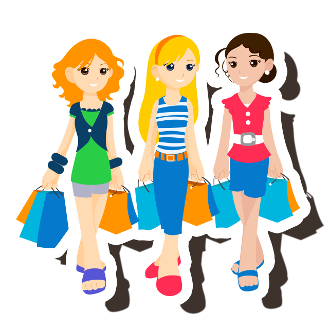 High school friends clipart image royalty free library The SKOUT Blog image royalty free library