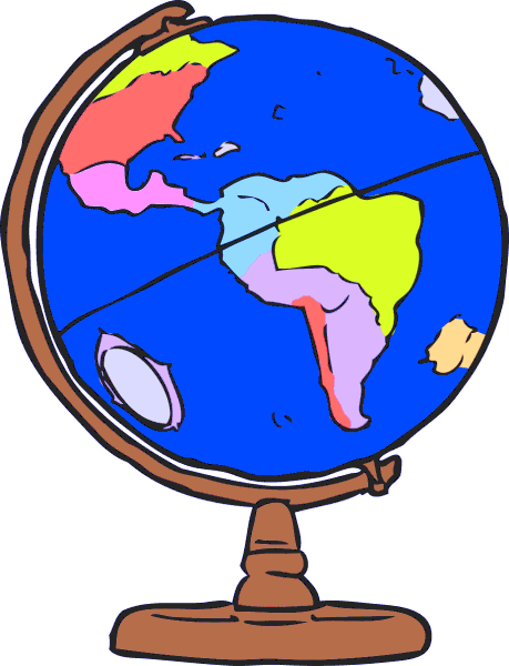Book globe clipart banner free library Free Globe Book Cliparts, Download Free Clip Art, Free Clip Art on ... banner free library