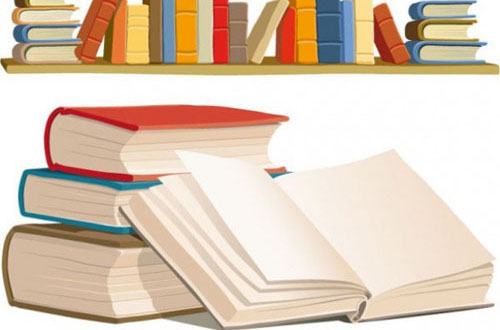 Book graphics.  vector for designers