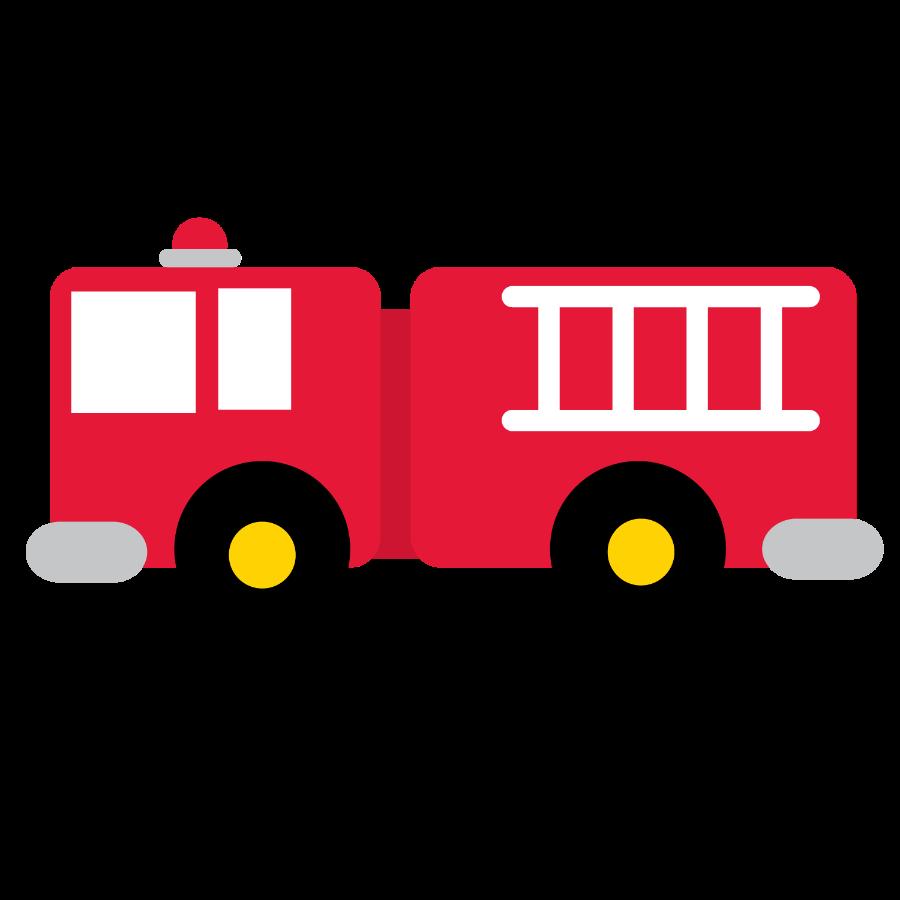 Red truck with christmas tree clipart vector royalty free Bombeiros e Polícia - Minus | Boys:Fireman | Pinterest | Clip art ... vector royalty free