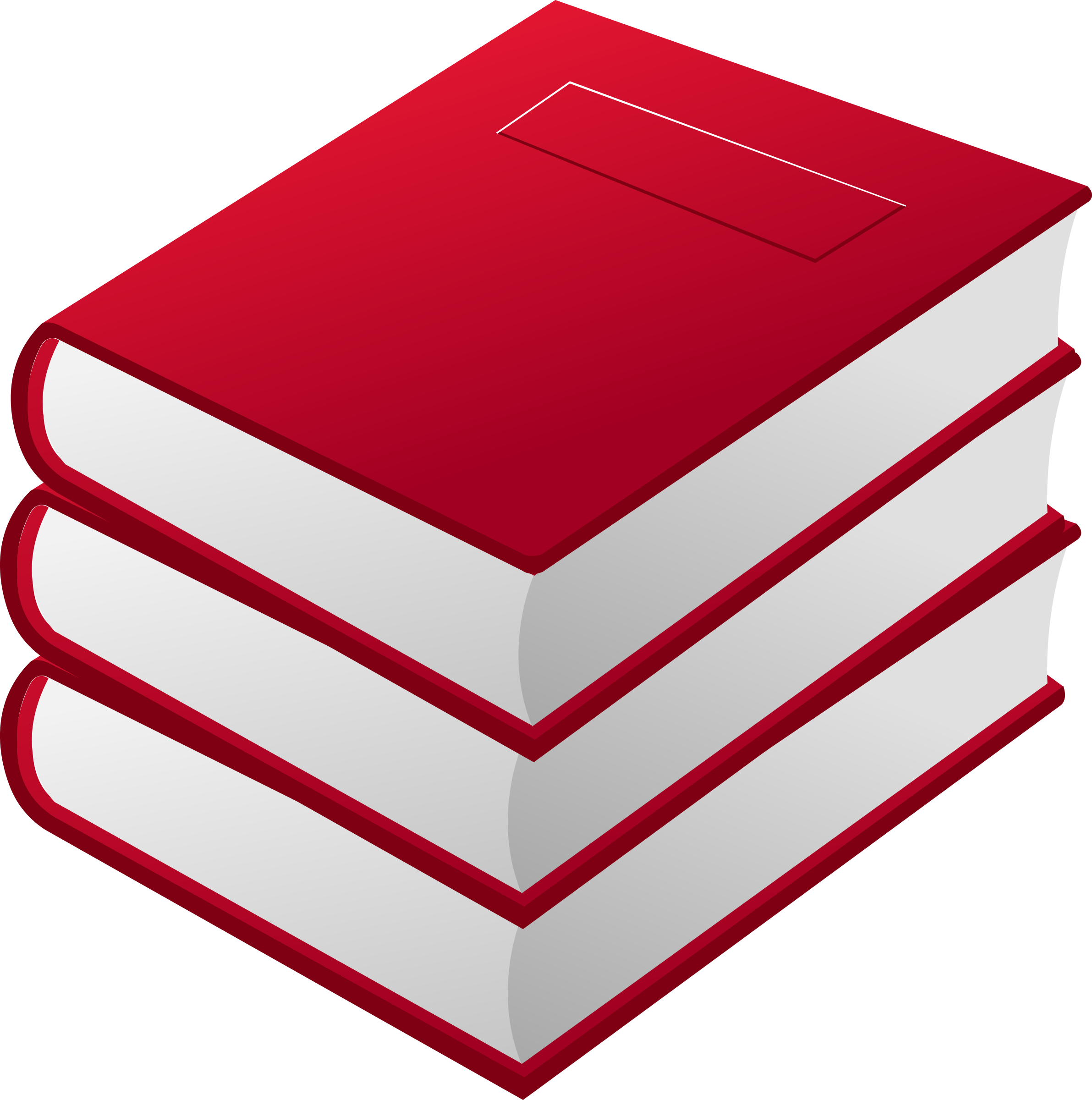 Book icon clipart banner library download 3 red books Icons PNG - Free PNG and Icons Downloads banner library download