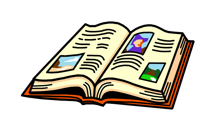 Book image clip art Book image - ClipartFest clip art