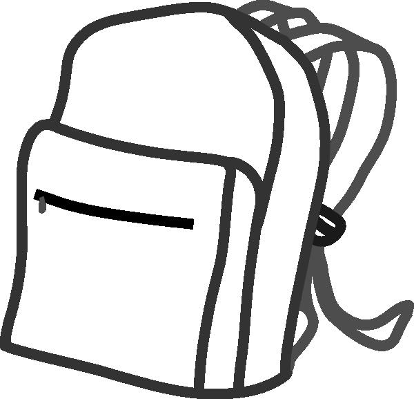 Bookbag clipart - ClipartFest svg download