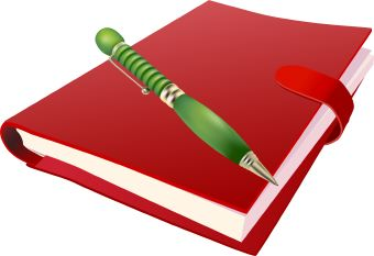 Book jpg clipart vector library Book clip art vector library