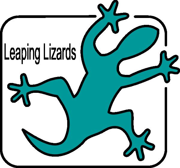 Book monitor clipart download Leaping Lizard Clip Art at Clker.com - vector clip art online ... download