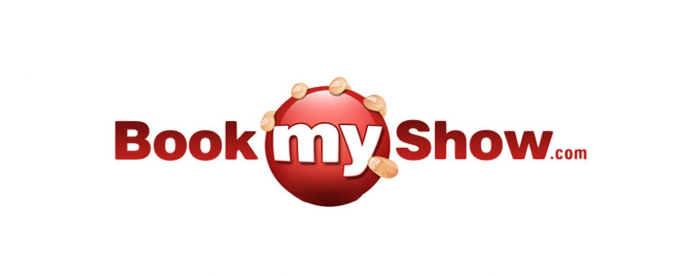Book my show logo clipart