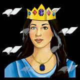 Clipart queen esther jpg transparent stock Queen Esther, with jeweled crown jpg transparent stock
