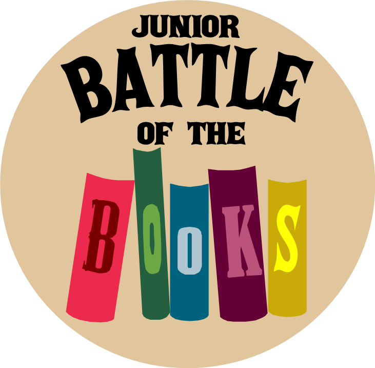 The end book clipart clip art royalty free stock Junior Battle of the Books | Lackawanna County Library System clip art royalty free stock