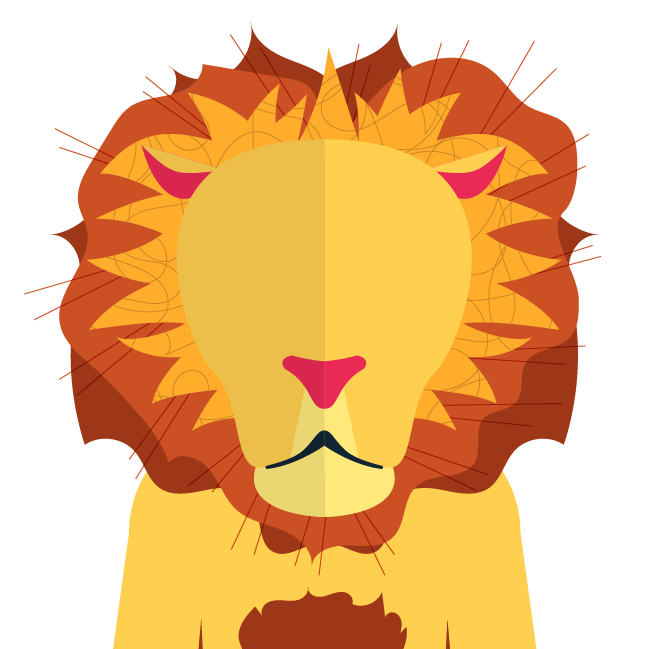 Lion reading a book clipart image transparent library Cage Match 2018 Round 3: War vs Aslan - Unbound Worlds image transparent library