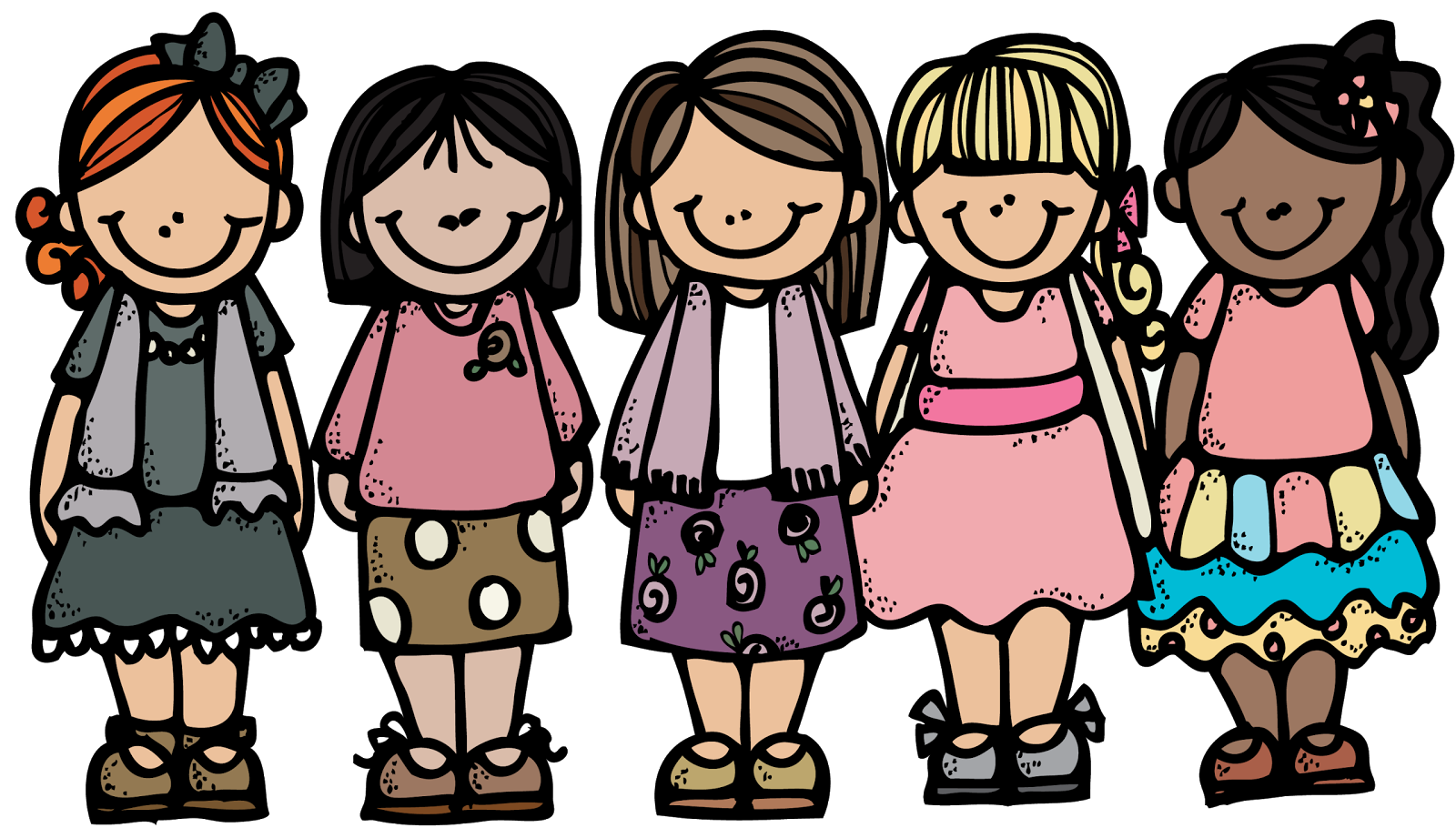 Book of mormon people clipart image library download activity+days+girls+melonheadz+colored.png (1600×910) | Silhouette ... image library download