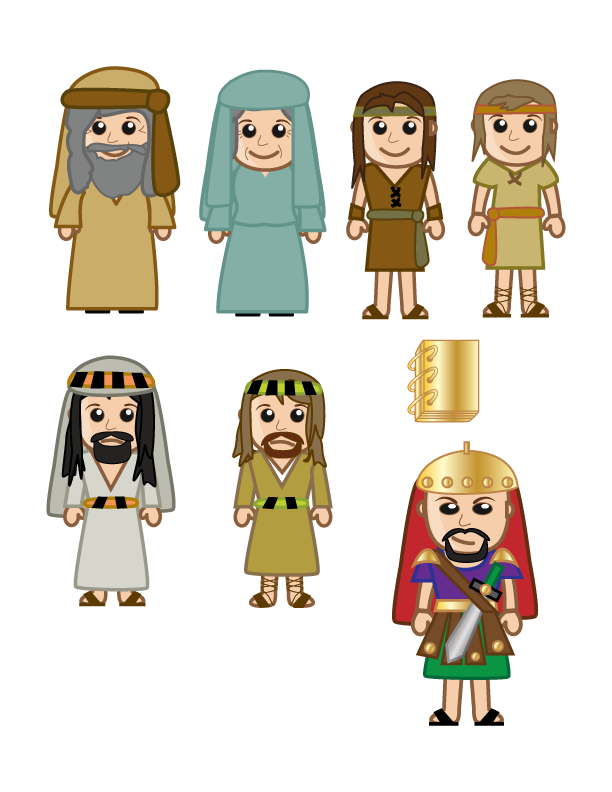 Book of mormon people clipart graphic transparent Nephi and Brass plates | singing time | Pinterest | Primary lessons ... graphic transparent