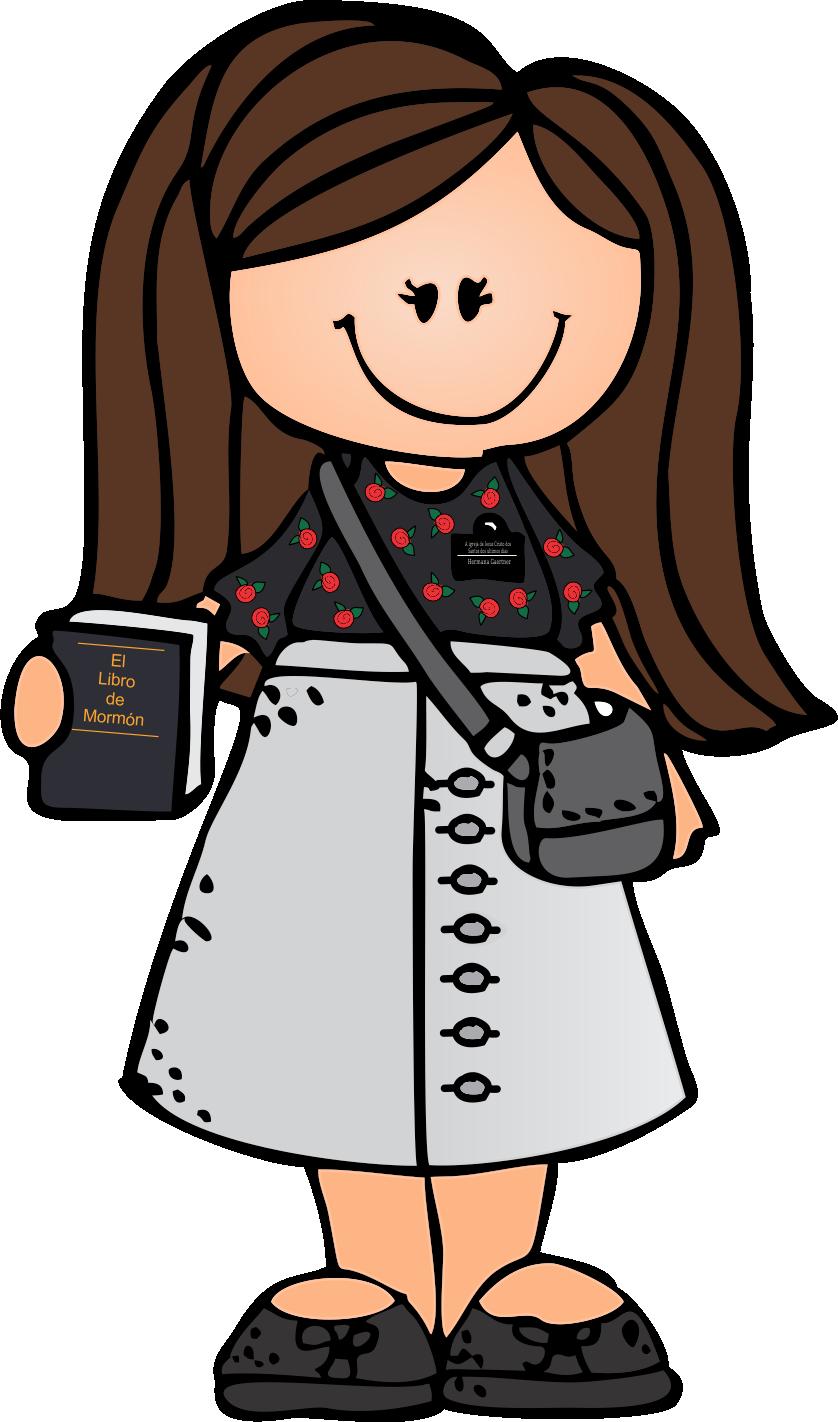 Book of mormon spanish clipart vector freeuse Chamados a Servir!! Recentemente minha irmã foi chamada a servir uma ... vector freeuse