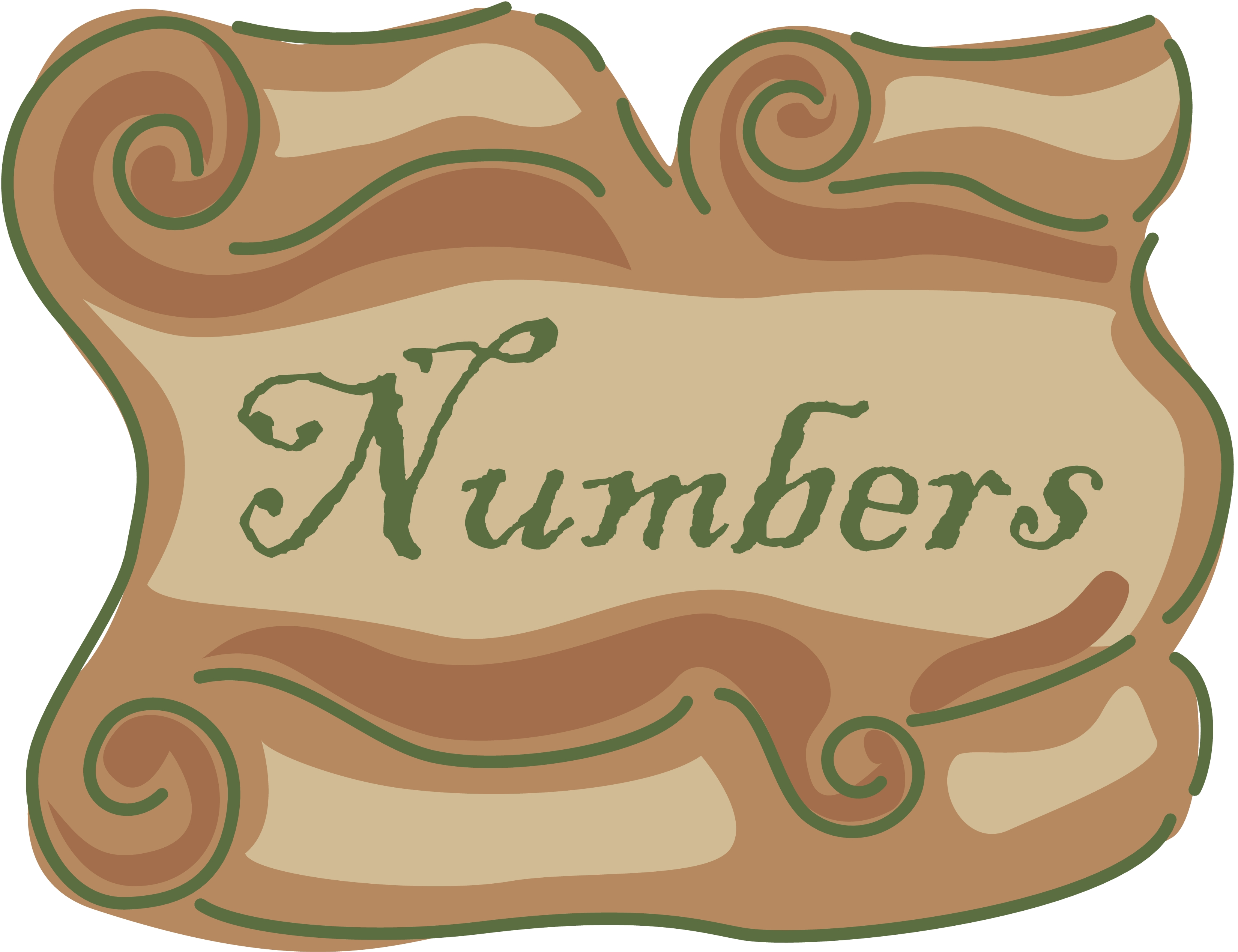 Book of numbers clipart clip royalty free download Bettina\'s Book Club: Bible Books 4 and 5: Numbers and Deuteronomy clip royalty free download