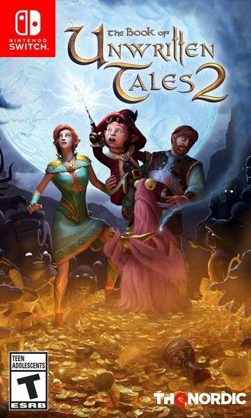 Book of unwritten tales clipart download The Book of Unwritten Tales 2 (US Import Switch) download