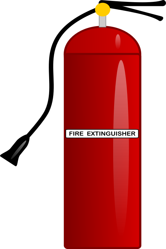 Book on fire clipart jpg royalty free 28+ Collection of Fire Extinguisher Clipart No Background | High ... jpg royalty free