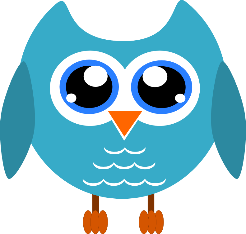 Owl book clipart png free library Owl Clipart – stormdesignz png free library