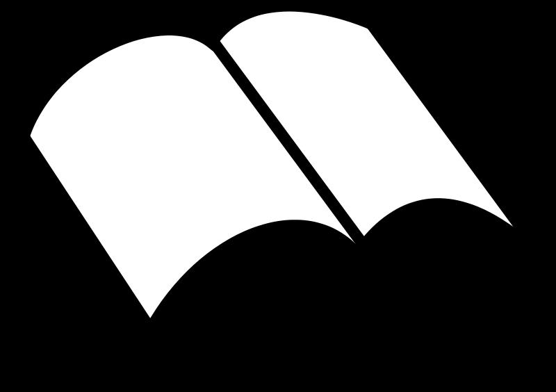 Book page clipart svg transparent download Open Book Clip Art - Shop of Clipart Library svg transparent download