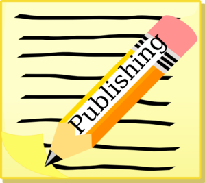 Book publishing clipart image black and white Free Publish Cliparts, Download Free Clip Art, Free Clip Art on ... image black and white