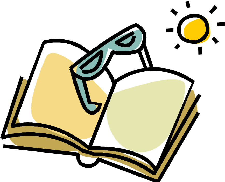 Book reader clipart png transparent library Summer Reading: Questions To Ask That Promote Comprehension   Lumos ... png transparent library