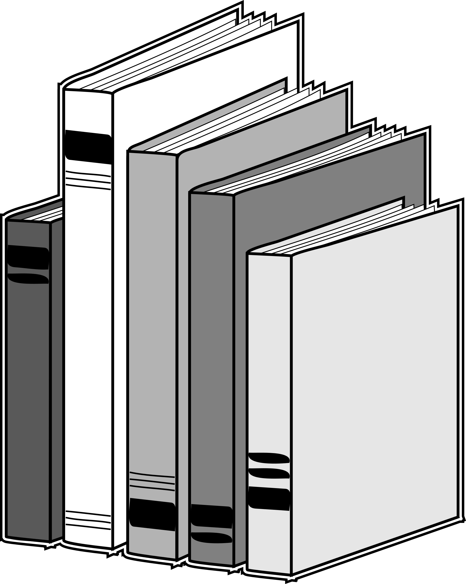Book shelf clipart graphic royalty free stock Clipart - Architetto -- Bibliografia graphic royalty free stock