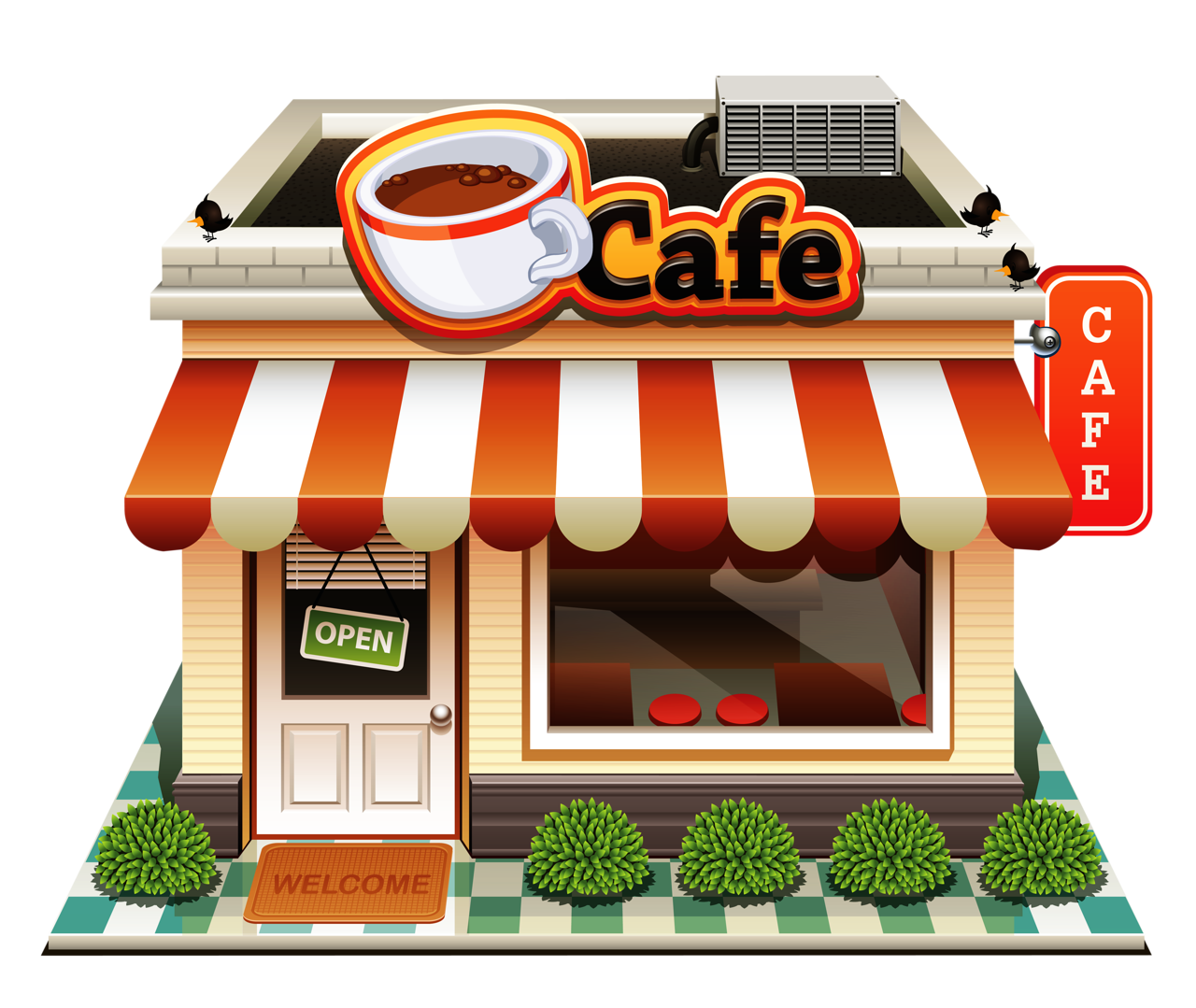 Book shop clipart picture free stock 1.png | Pinterest | Clip art, Cross stitch house and Felt food picture free stock