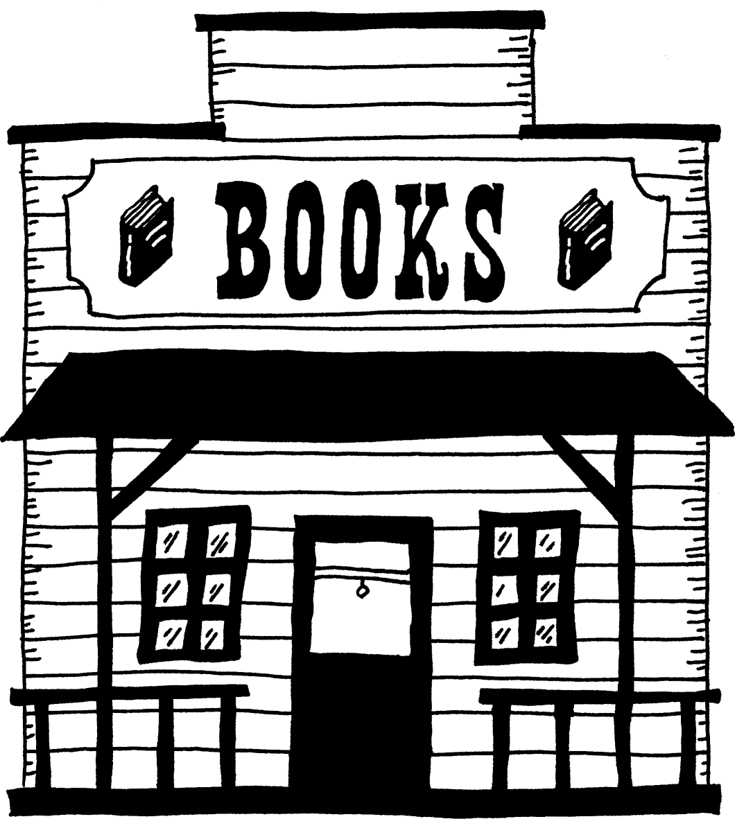 Book shop clipart transparent library Alexandria's Bookstore - West of Loathing Wiki transparent library