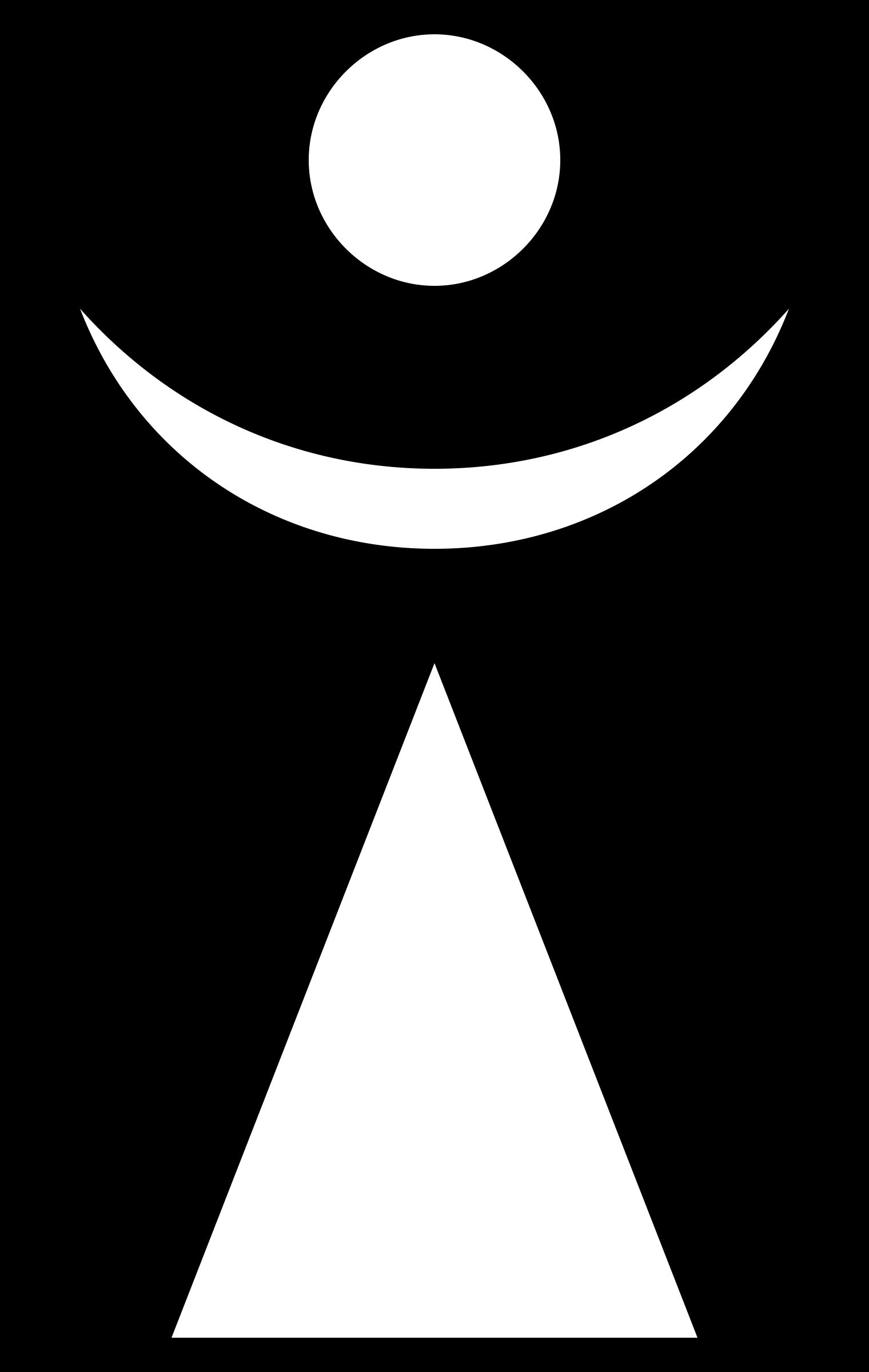 Clipart egpyt crown clip art black and white download Clipart - Ancient Sacred Symbol clip art black and white download