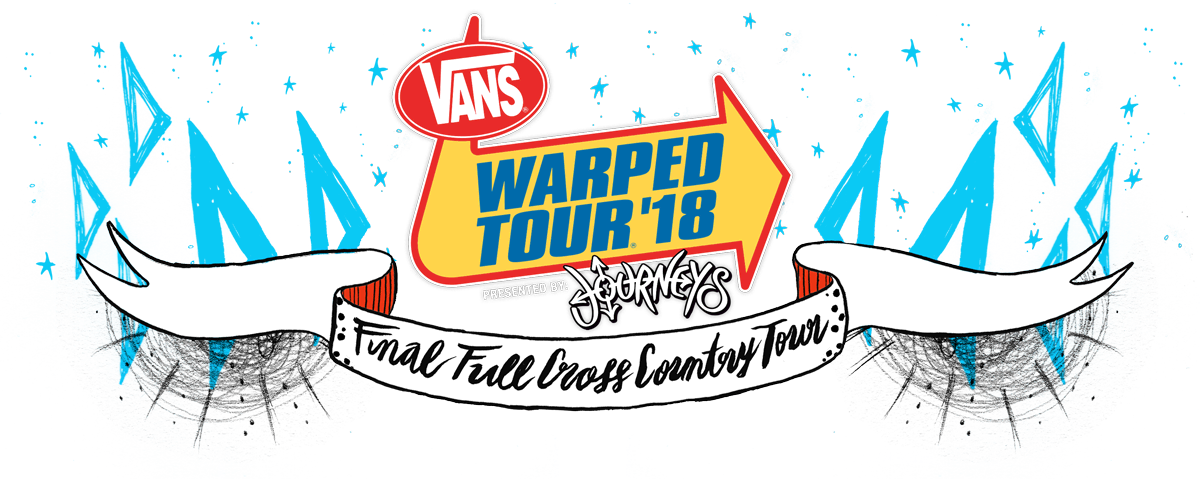 Book signing events clipart picture royalty free Vans Warped Tour - Shepherd Express picture royalty free