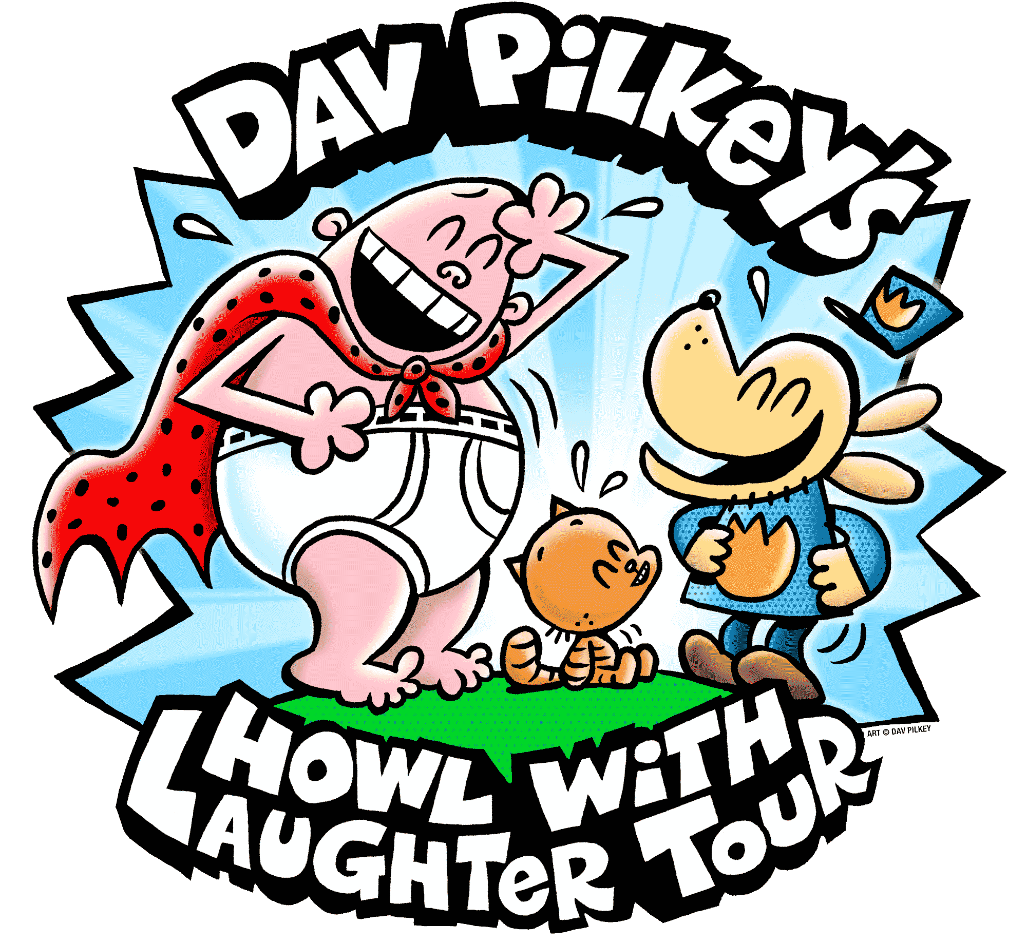 Book signing events clipart picture transparent library Upcoming Events | Dav Pilkey picture transparent library