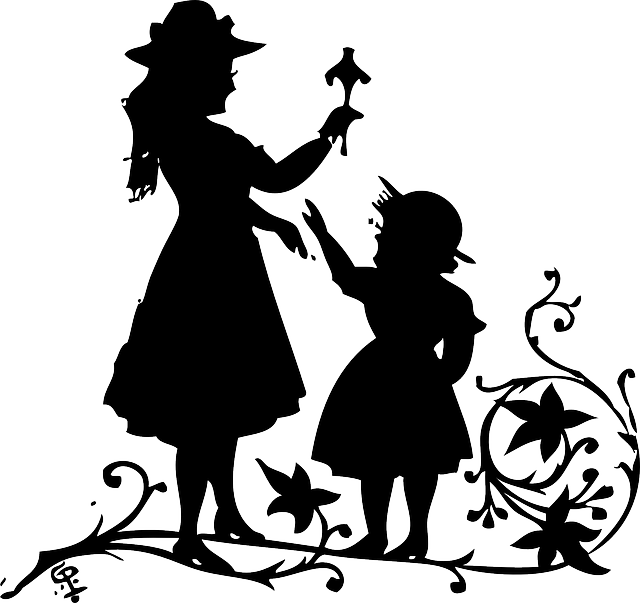 Book silhouette pixabay clipart graphic freeuse library Free Image on Pixabay - Fairy Tale, Fairy, Magic Wand | Pinterest ... graphic freeuse library