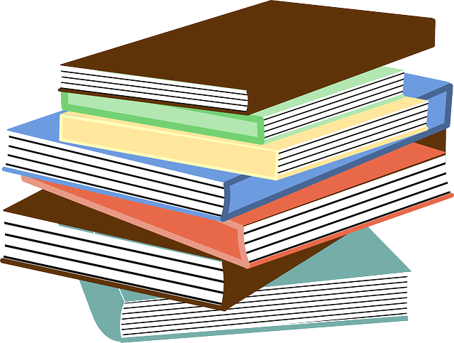 Book stacks clipart image free library Stack Of Paper Icon | Clipart Panda - Free Clipart Images image free library