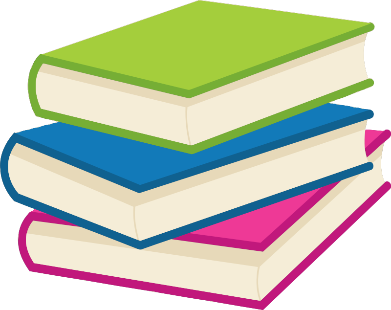 Clipart book stack jpg royalty free Clipart - Stack of books jpg royalty free