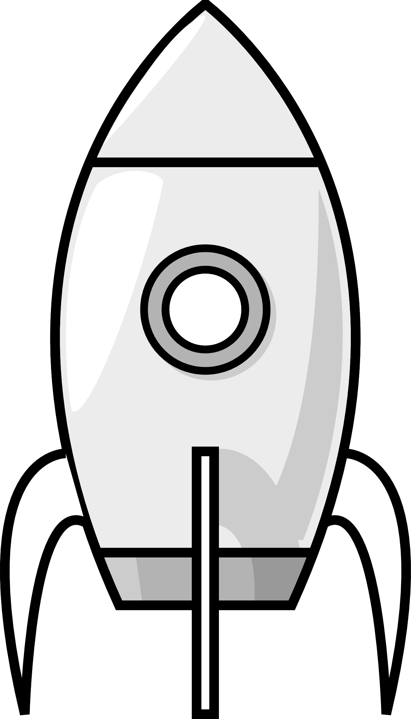 Coloring book clipart freeuse download Use with the straw rocket. Pin Cartoon Rocket Coloring Book ... freeuse download