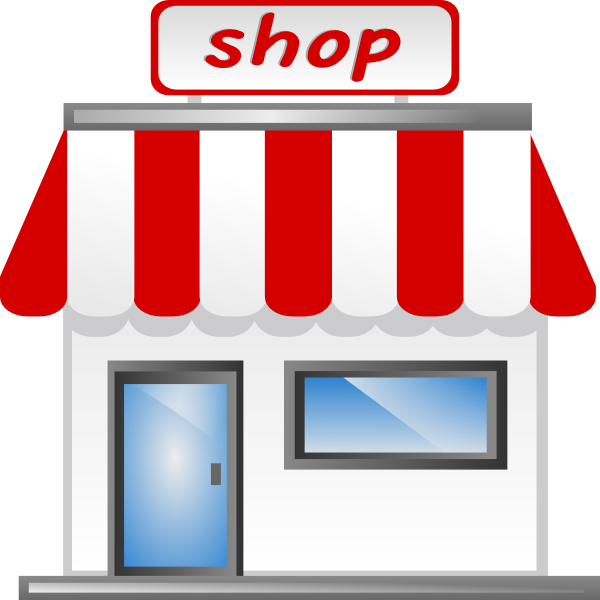 Book store clipart jpg stock Store Clip Art at Clker.com - vector clip art online, royalty free ... jpg stock