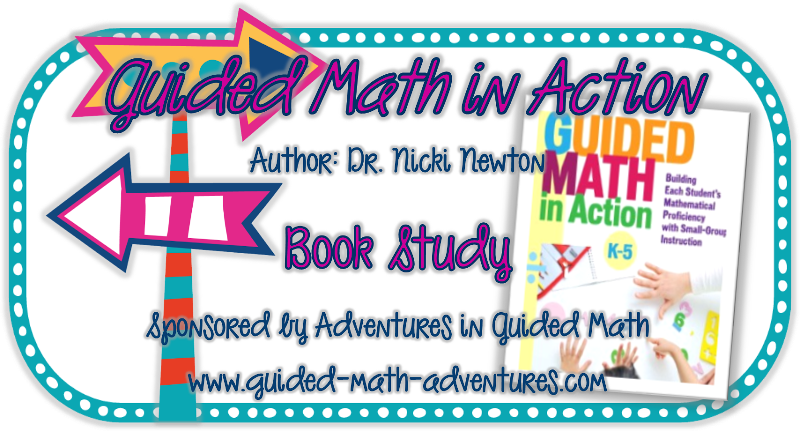 Book study clipart clip library Guided Math in Action clip library