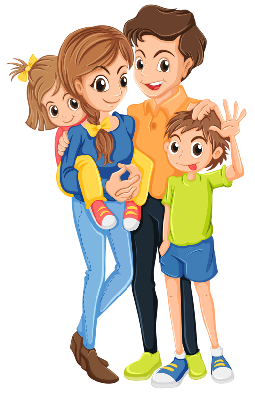 Family house clipart vector free 2.png | Pinterest | Clip art, Scrap and Scrapbook vector free