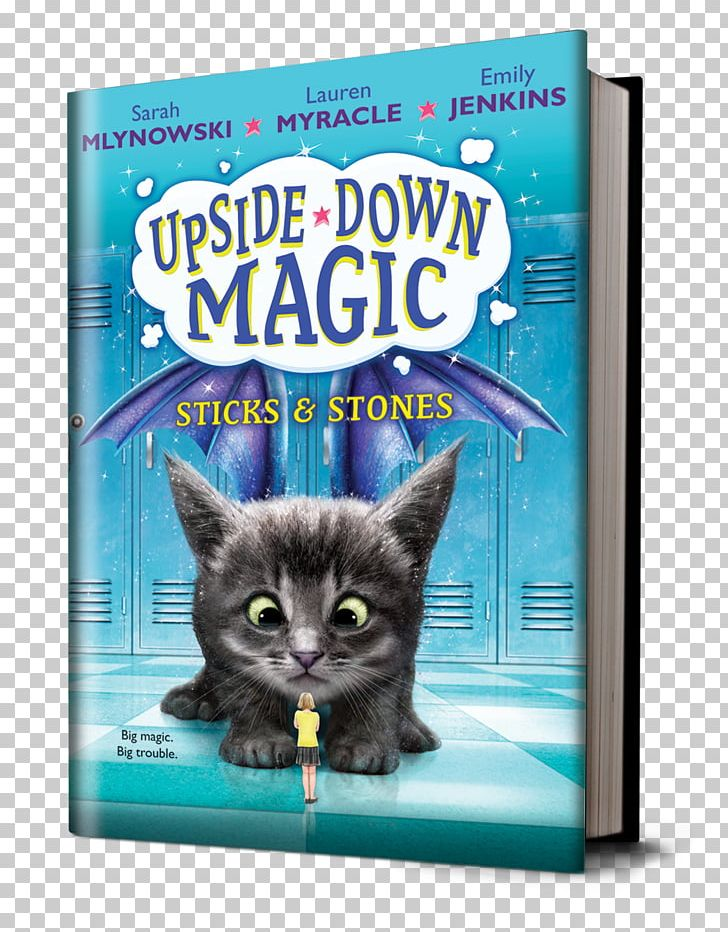 Book upside down clipart picture stock Sticks And Stones Dragon Overnight (Upside-Down Magic #4) Showing ... picture stock