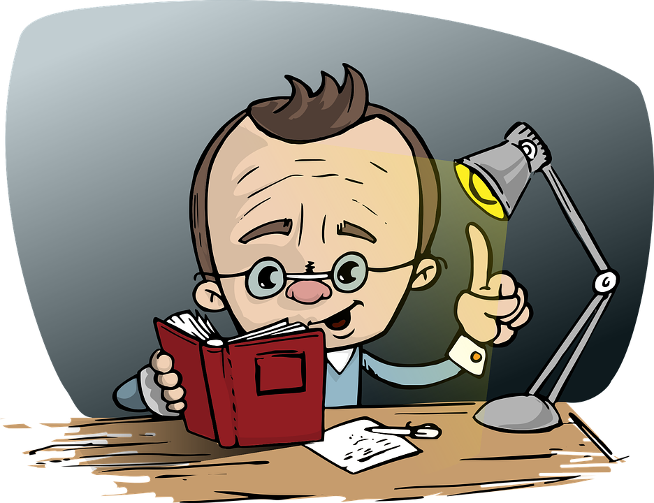 Book with glasses clipart clip freeuse library Free photo Man Idea Book Glasses Light Reading Point Desk - Max Pixel clip freeuse library