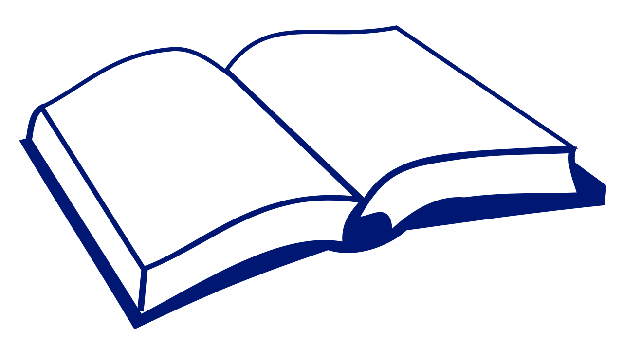 Clipart book blue svg freeuse Collection of 14 free Indices clipart open book. Download on ubiSafe svg freeuse